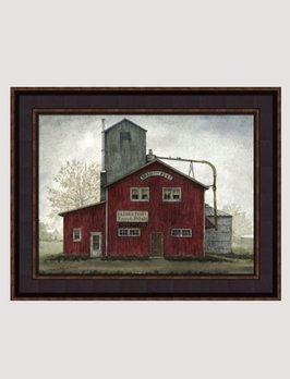 Bonnie Fisher Primitive Seed & Feed  Canvas