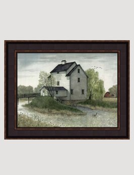 Bonnie Fisher Thorp Mill by Bonnie Fisher
