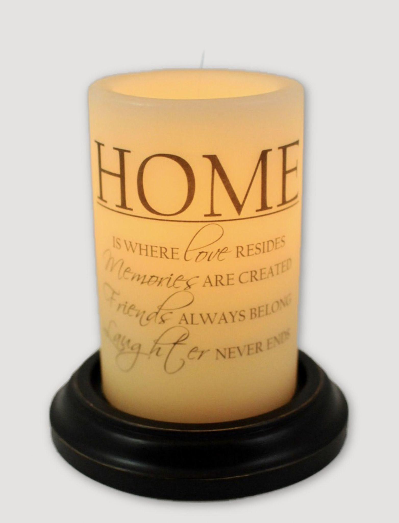 C R Designs Home Candle Sleeve - Antique Vanilla