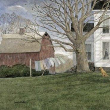 Bonnie Fisher Primitive Art Gallery