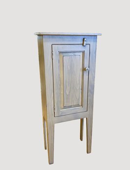 "Nana's Farmhouse Honey Cabinet - Mustard 19"" D x 45"" T"