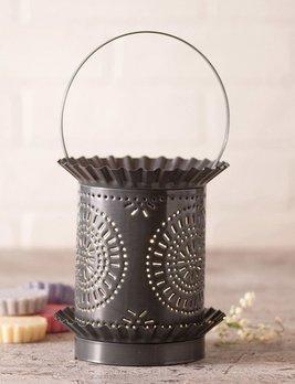 Irvin's Tinware Punched Tin Jumbo Wax Warmer
