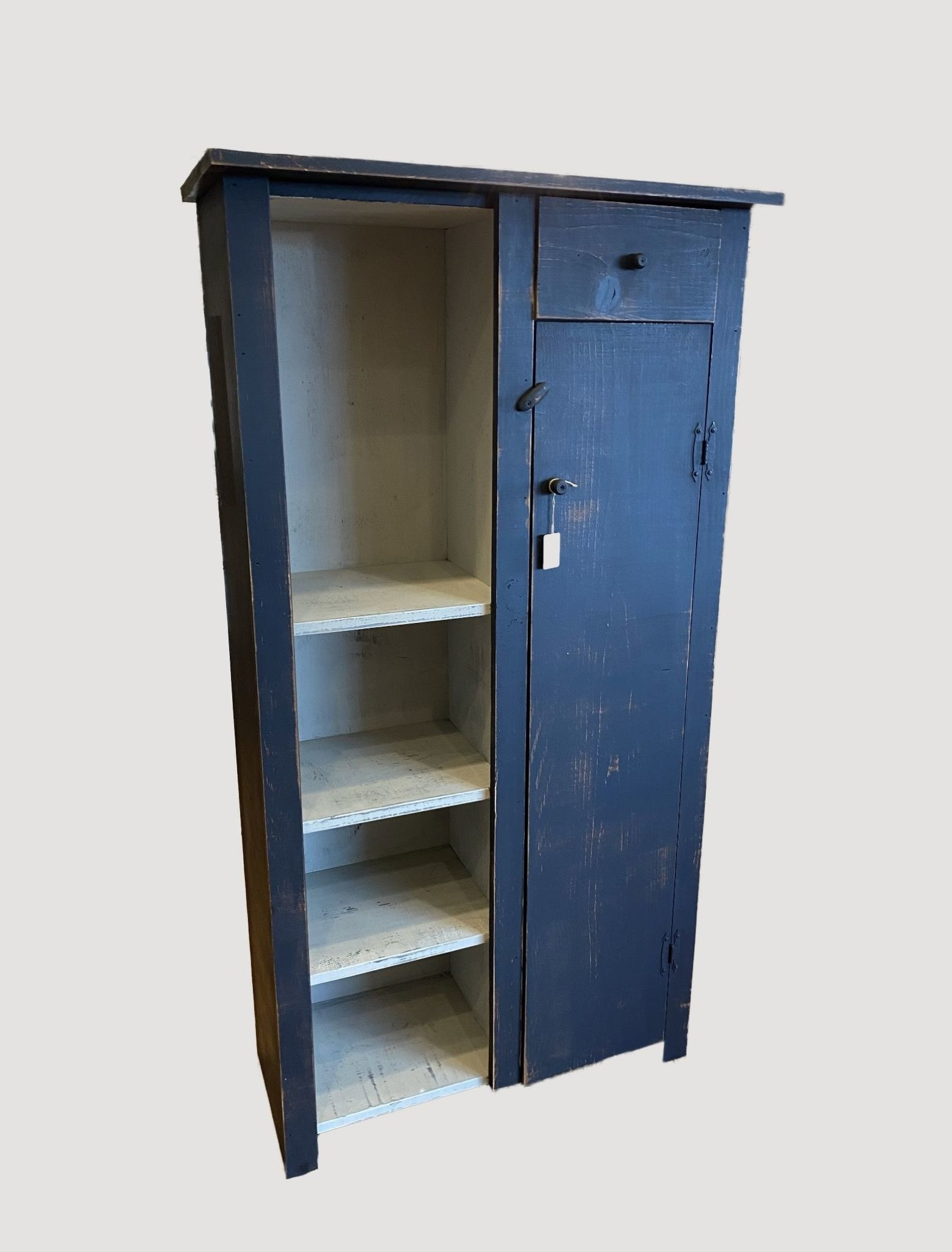 Fruit Shelf Cabinet - Black