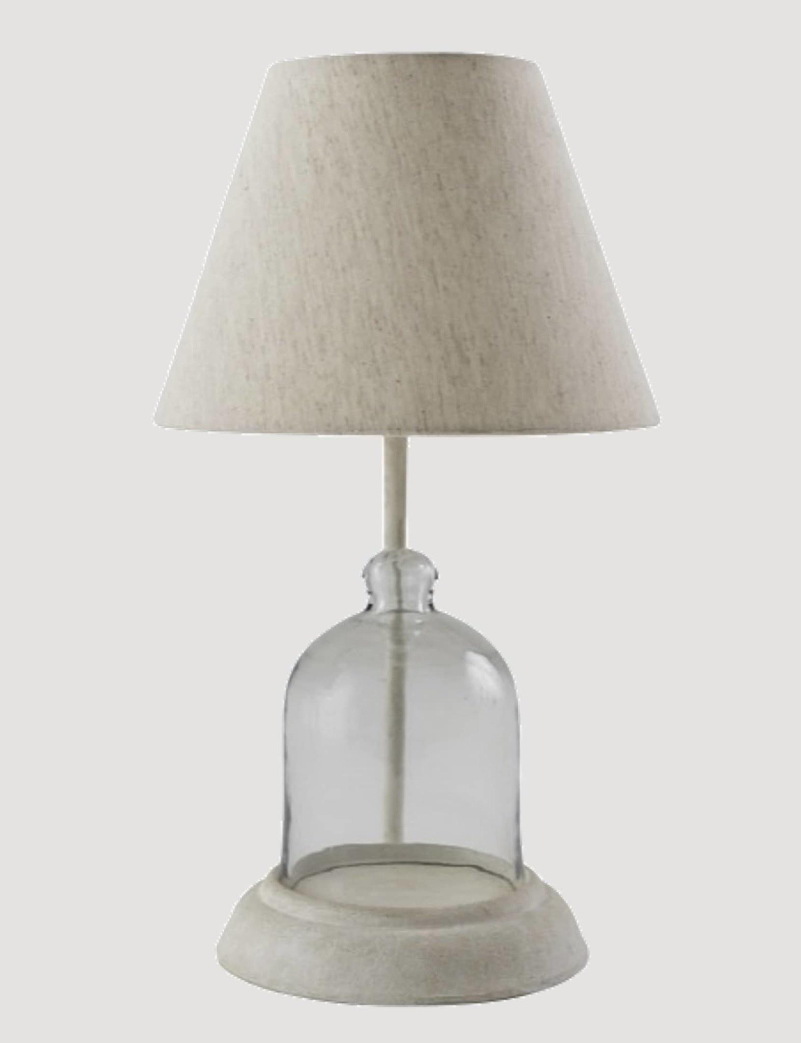 Park Designs Bell Cloche Lamp W/Shade