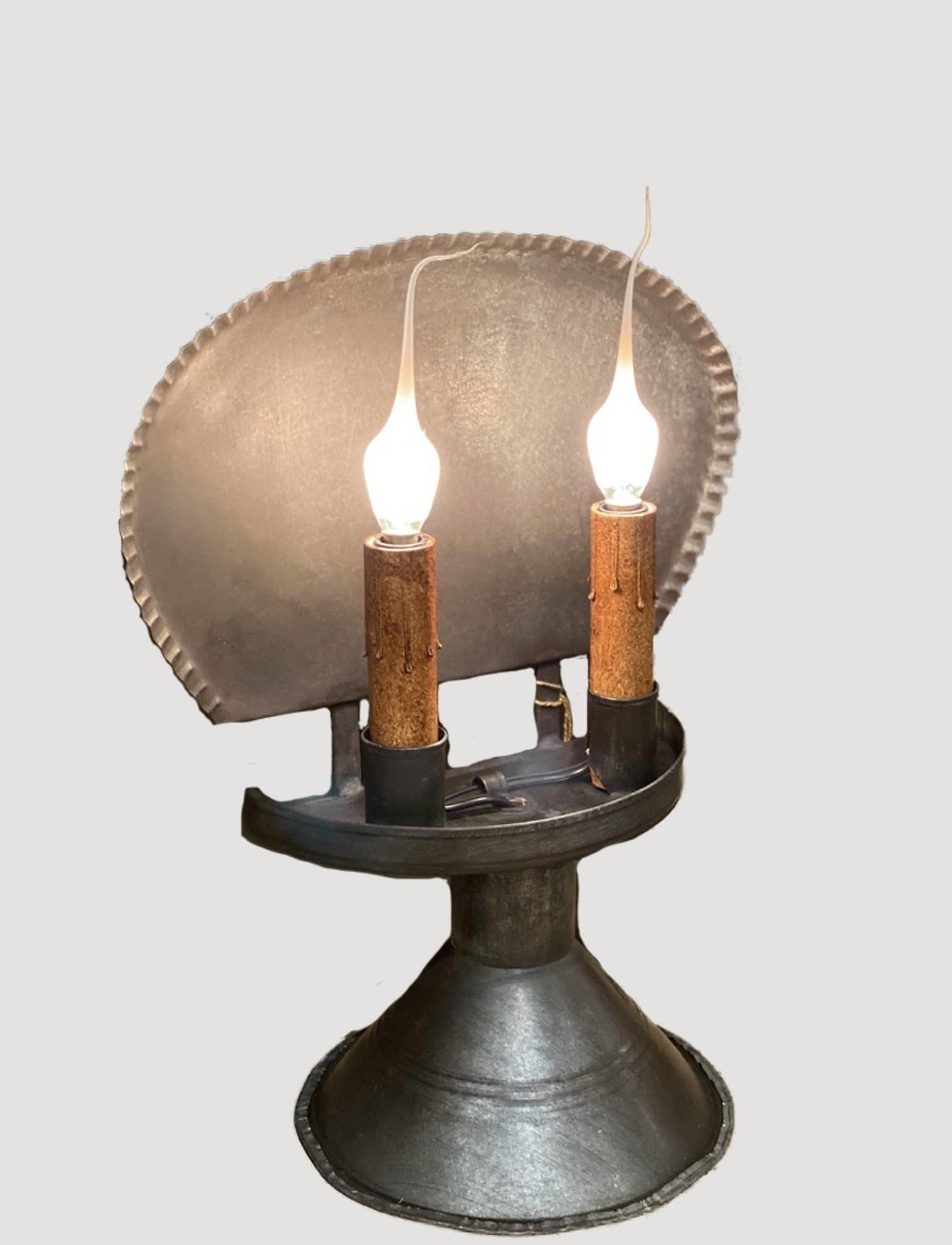 "Nana's Farmhouse Chesapeak Mini Table Lamp 12.5"" Tall"