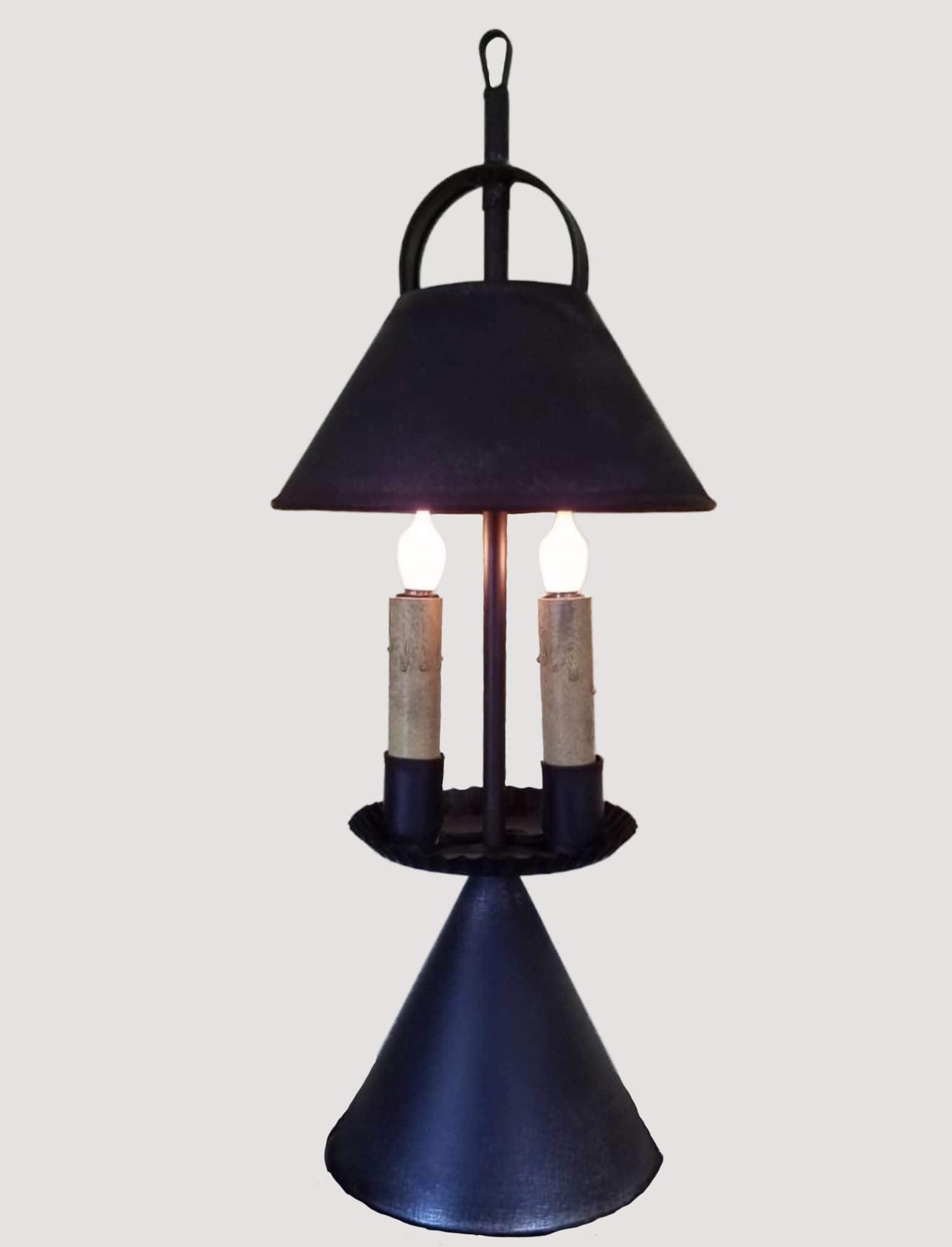 "Nana's Farmhouse Dakota Table Lamp 16"" Tall"
