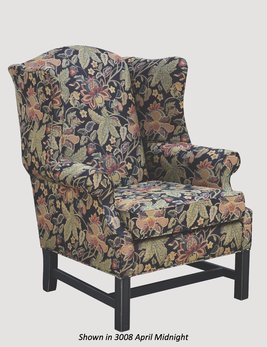 Town & Country Furnishings Stony Fork Wing Chair