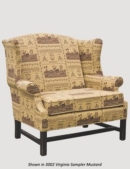 Town & Country Furnishings Stony Fork Chair & A Half