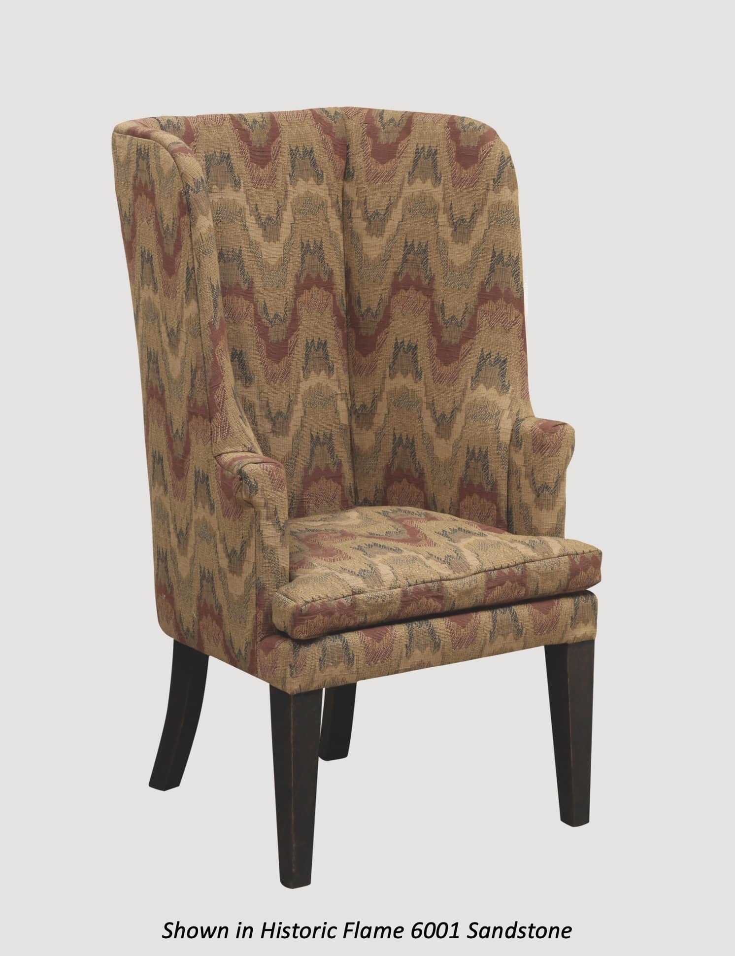 Town & Country Furnishings Barrel Chair