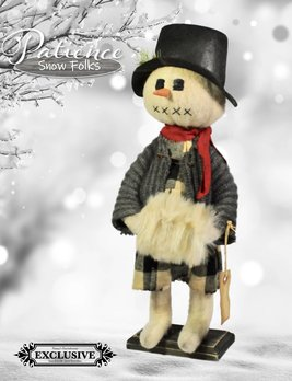 Nana's Farmhouse Patience The Snow Girl