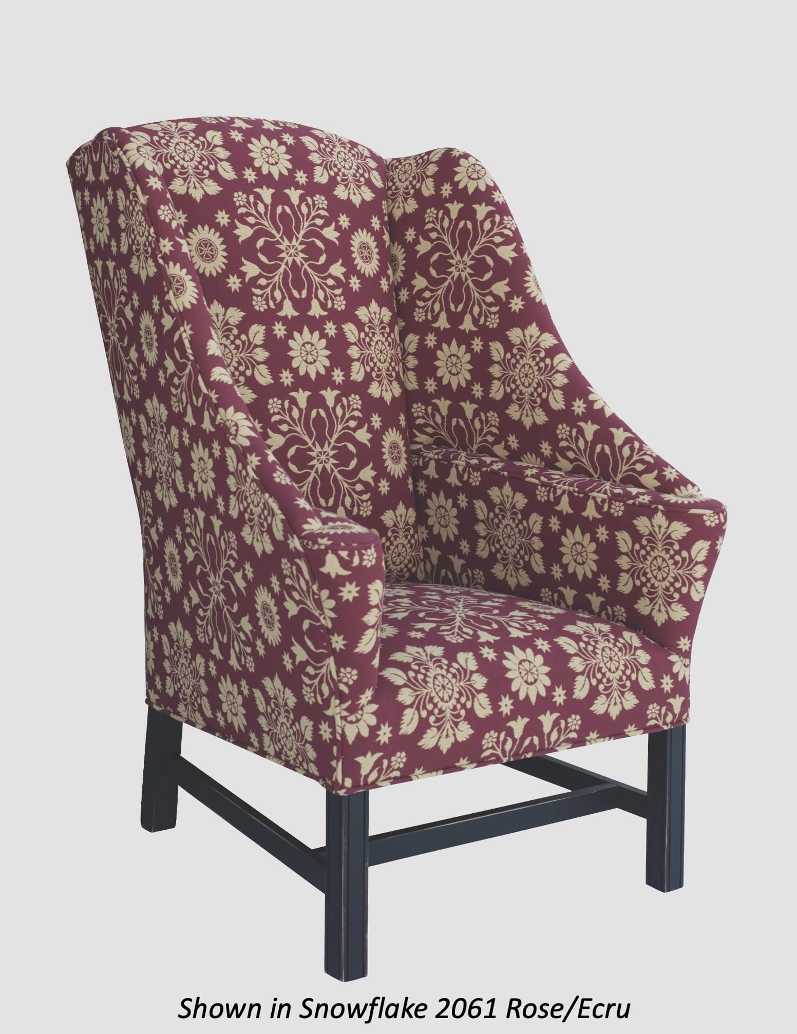 Town & Country Furnishings Millers Creek Wing Chair