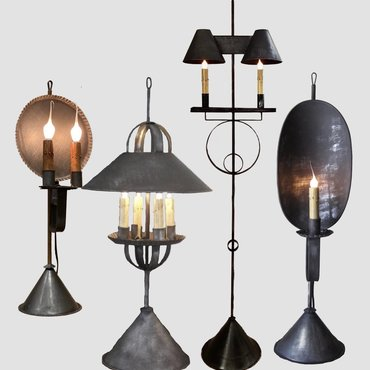 Colonial Reproduction Lighting