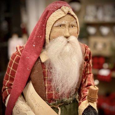 Arnett's Santas