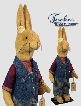 Nana's Farmhouse Tucker The Primitive Rabbit