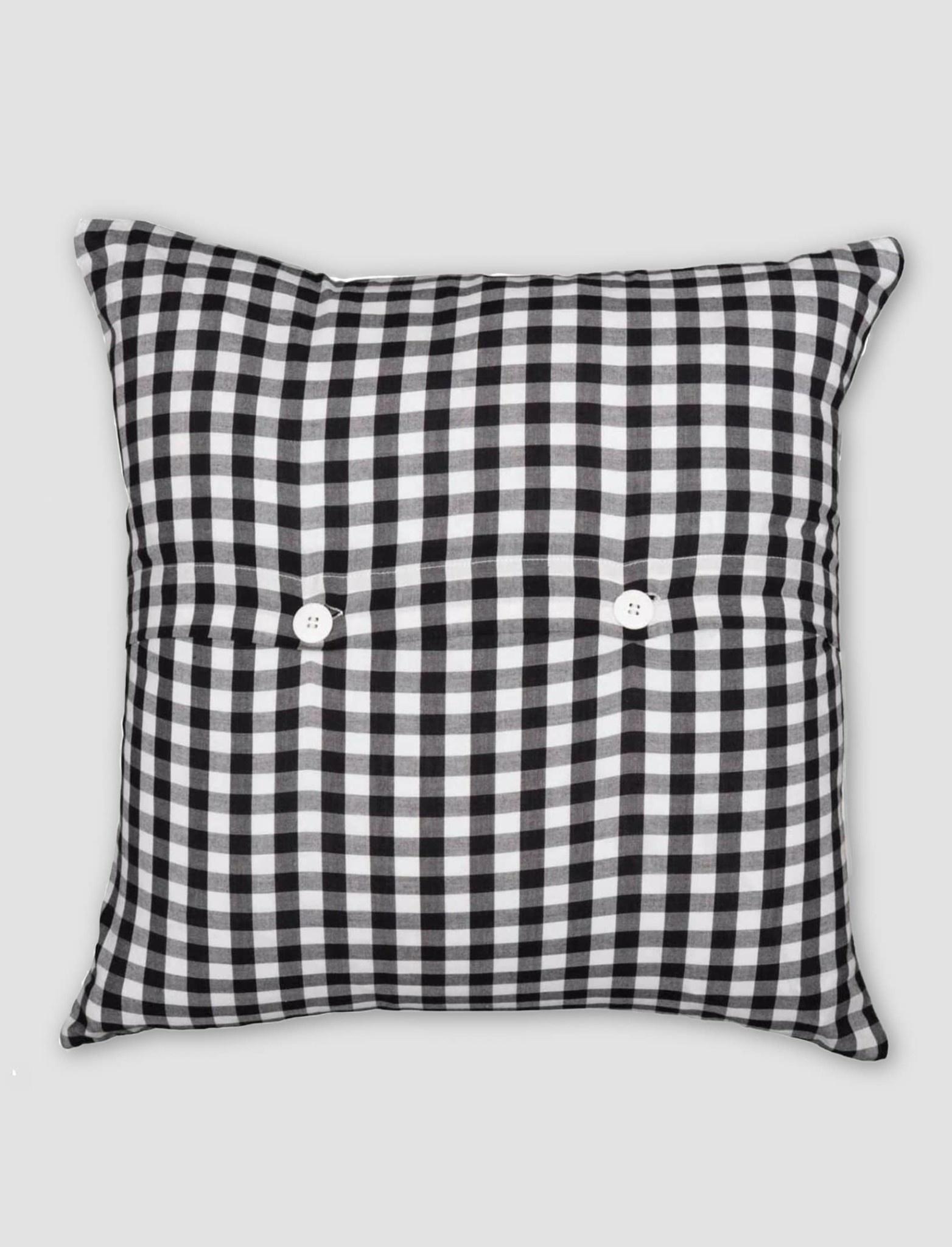 Nana's Farmhouse Emmie Deer Pillow