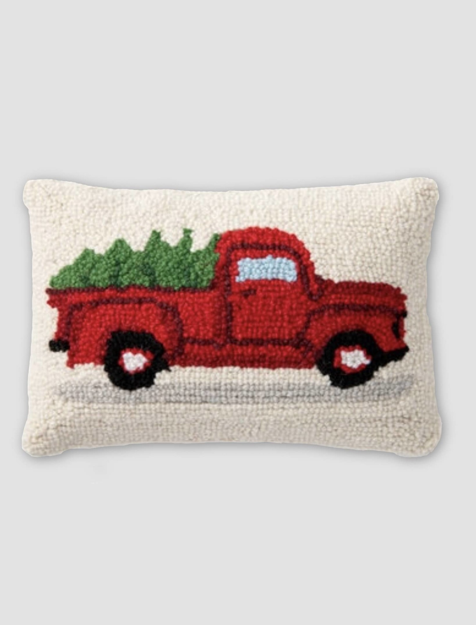 Peking Handicraft Tree On Truck Hook Pillow