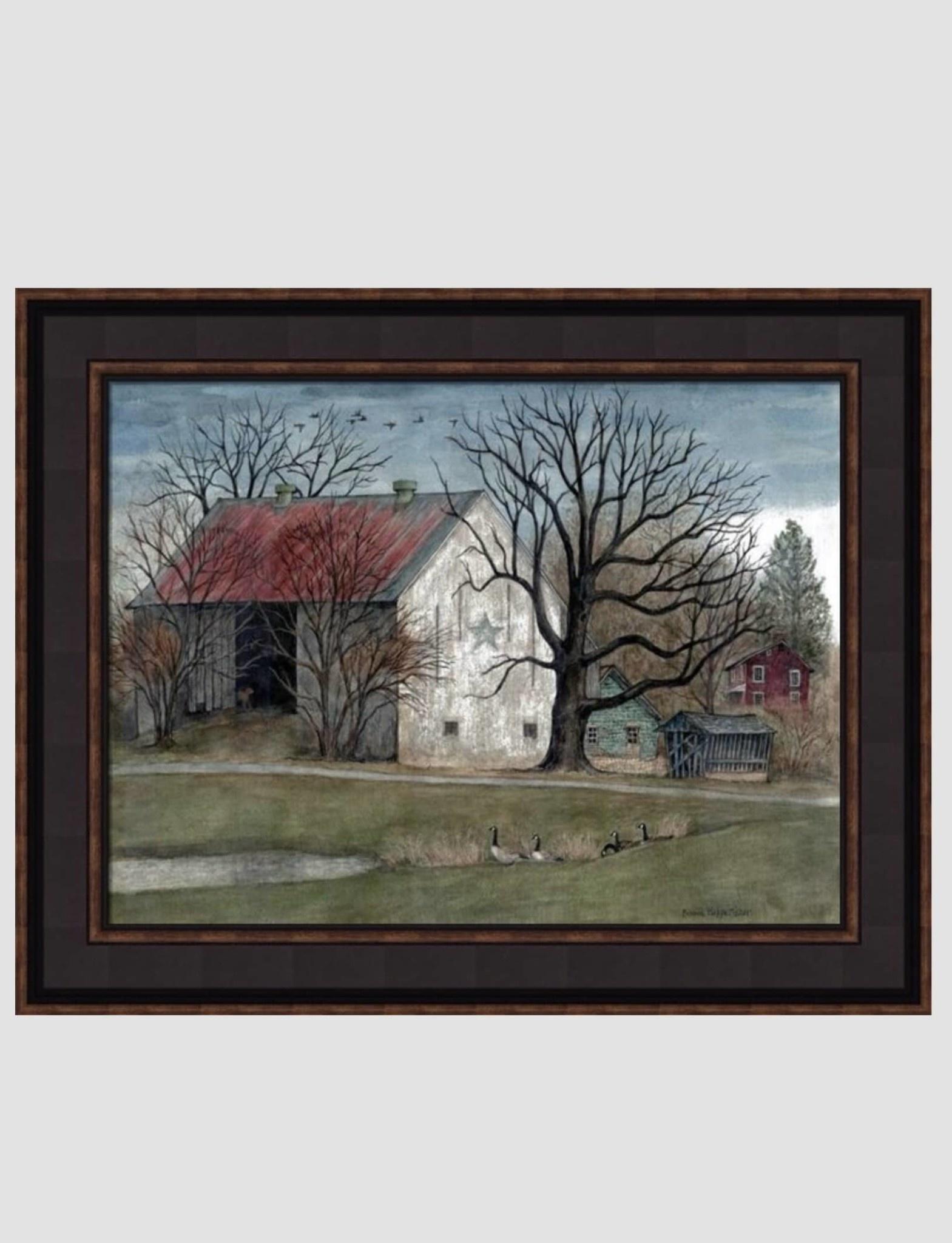 Bonnie Fisher Lancaster Barn by Bonnie Fisher