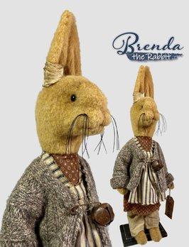 Nana's Farmhouse Brenda The Rabbit