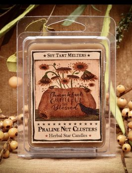 Nana's Farmhouse Praline Nut Clusters Mini Pack of Tarts