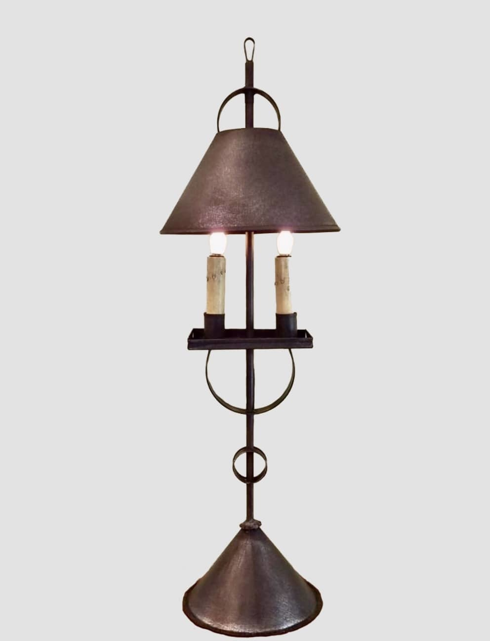 Nana's Farmhouse Hayner Table Lamp - 26""