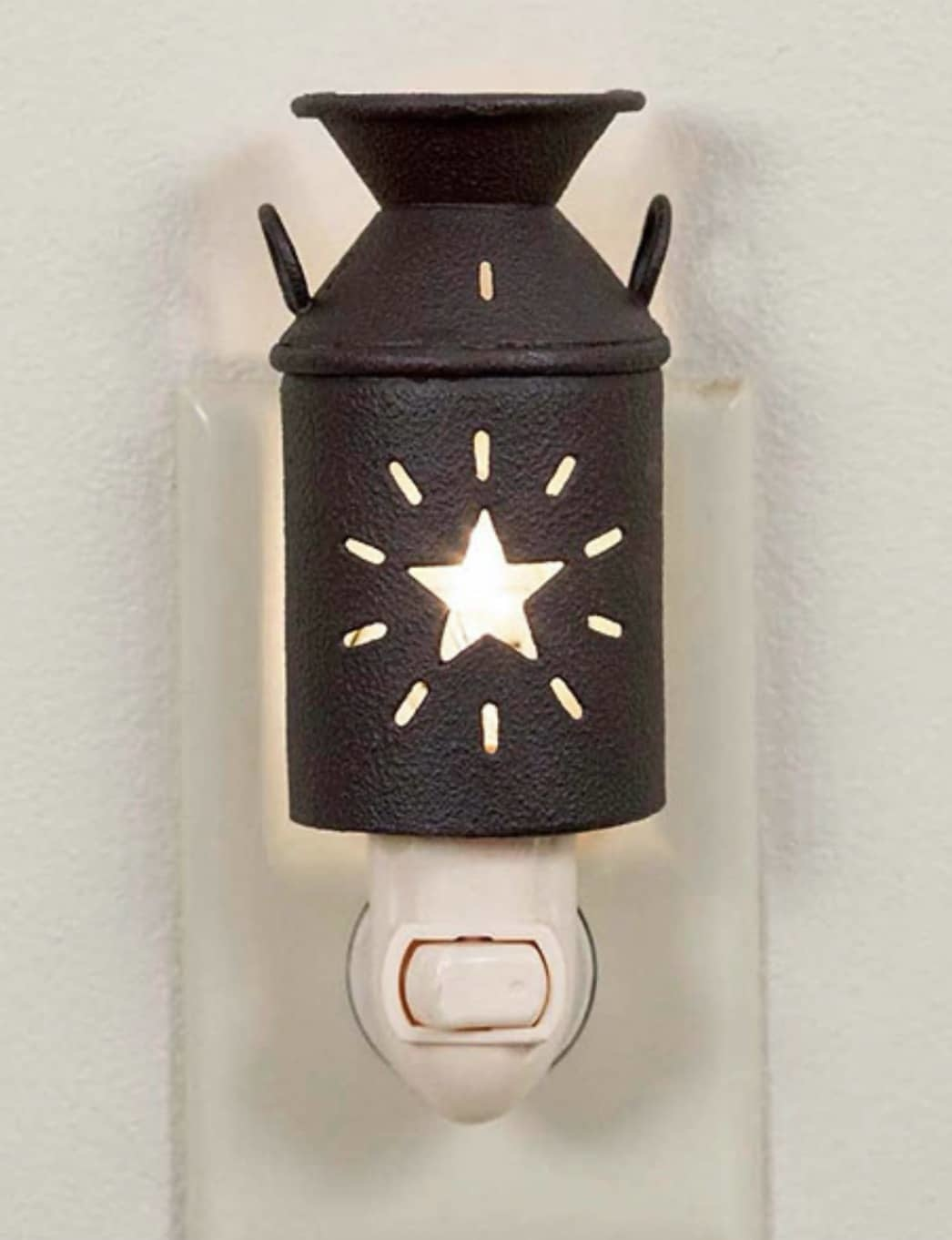 CTW Home Collection Pin Wheel Milk Pitcher Night Light