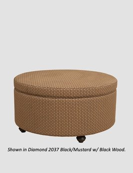 Town & Country Furnishings Granville Ottoman