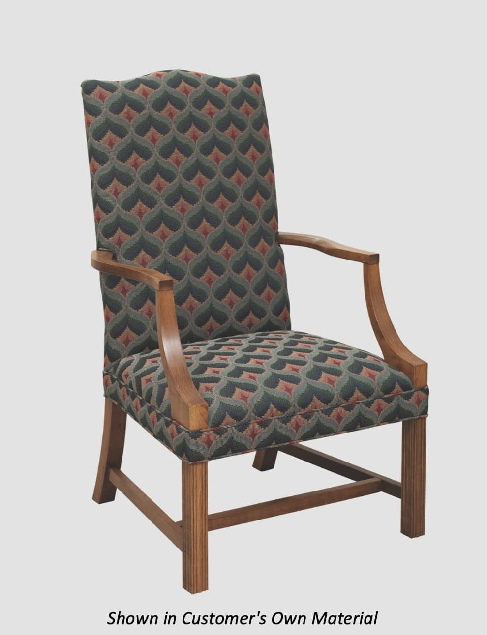 Town & Country Furnishings Martha Washington Chair