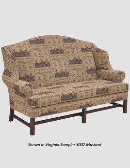 """Town & Country Furnishings Vermont Sofa - 75"""""""