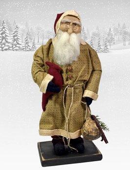 Nana's Farmhouse Cardinal Santa - EXCLUSIVE