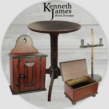 Kenneth James Period Furniture