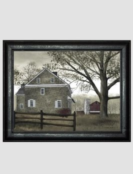 Billy Jacobs Bucks County Homestead Print by Billy Jacobs