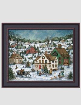 Bonnie White Christmas Tree Hill by Bonnie White