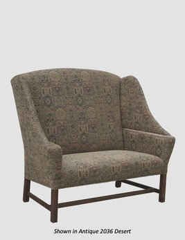 Town & Country Furnishings Millers Creek Settle