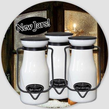 8 oz. Milk Bottle