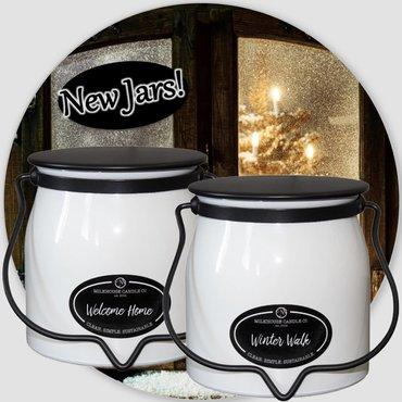 16 oz. Butter Jar