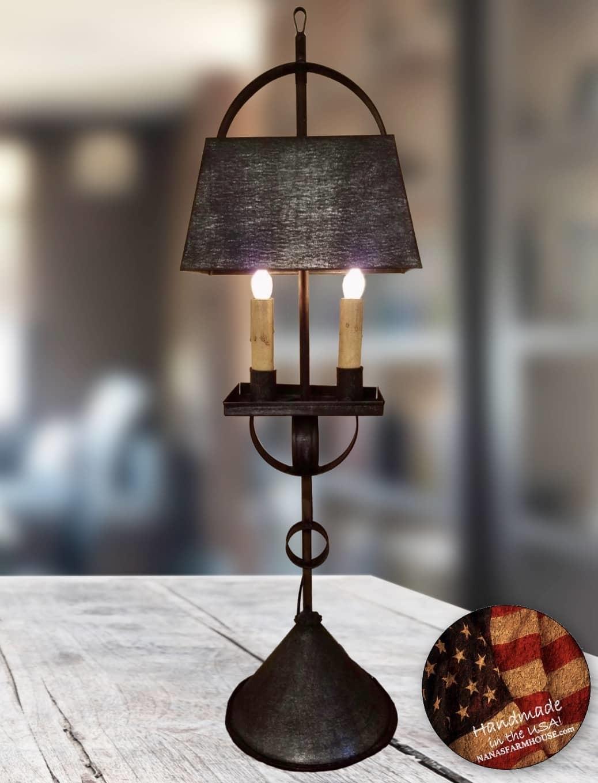 """Nana's Farmhouse Carolina Table Lamp - 26"""" T"""