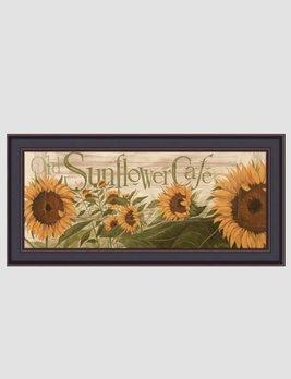 Terri Palmer Sunflower Print by Terri Palmer