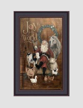 Terri Palmer Joy To The World by Terry Palmer