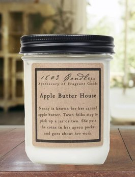 1803 Candles 1803 Apple Butter House Candle