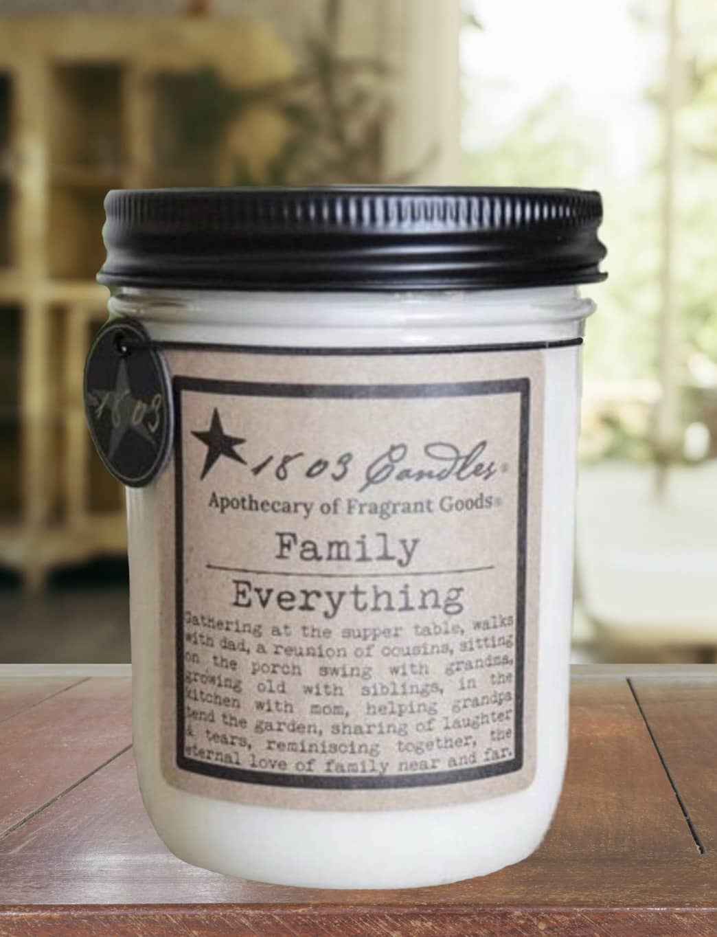 1803 Candles 1803 Family Everything Candle