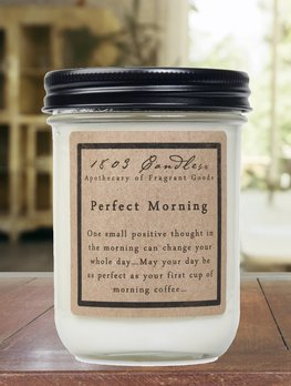 1803 Candles 1803 Perfect Morning Candle