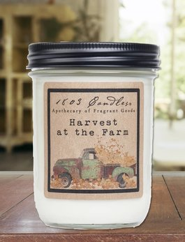 1803 Candles 1803 Harvest At The Farm Candle
