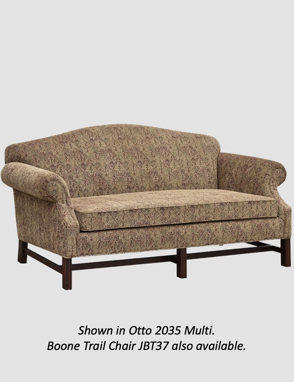 "Town & Country Furnishings Boone Trail Sofa - 78"""