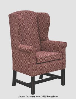 Town & Country Furnishings Library Wing Chair