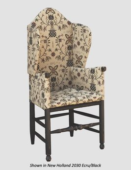 Town & Country Furnishings Make Do Wing Chair