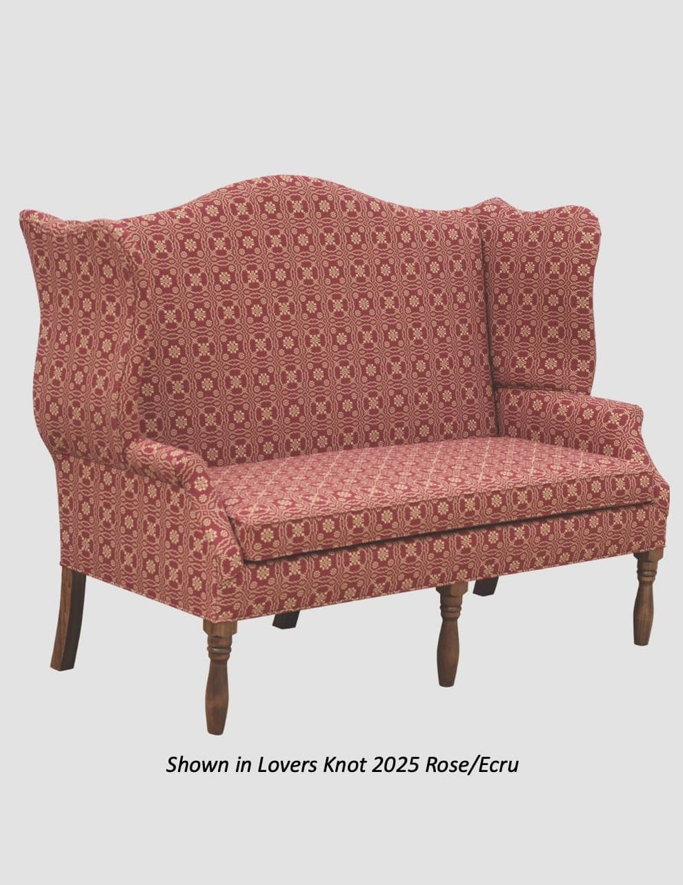 Town & Country Furnishings Grand Northampton Sofa from the American Primitive Collection