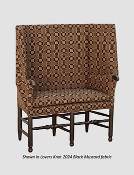 """Town & Country Furnishings Woodstock Settle - 48"""""""