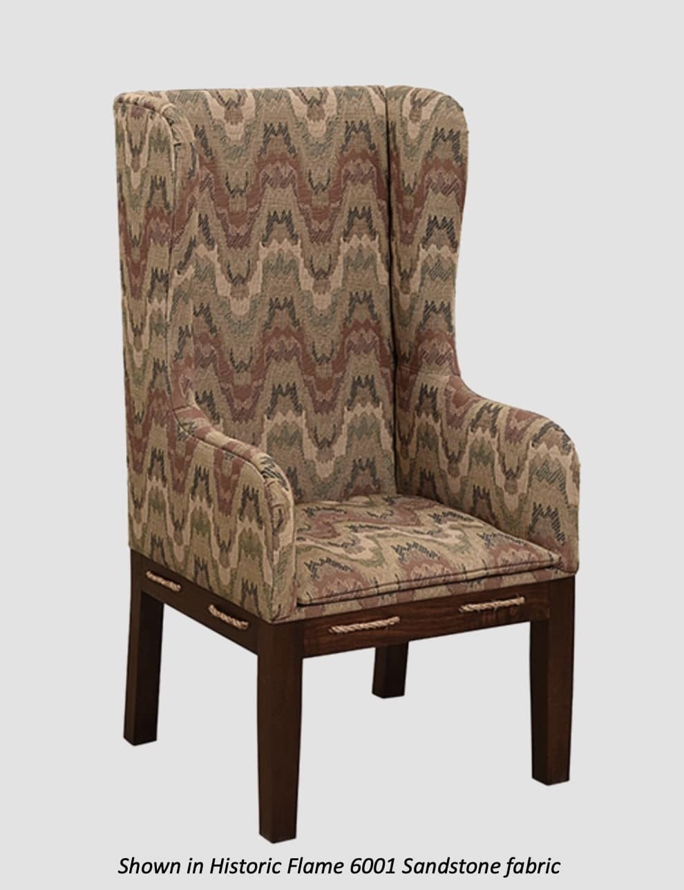 Town & Country Furnishings Westboro Chair from the American Primitive Collection
