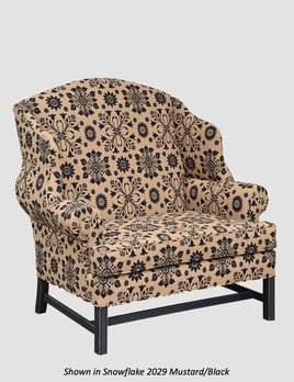 Town & Country Furnishings Vermont Chair and a Half