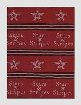Park Designs Stars And Stripes Jacquard Dishtowel